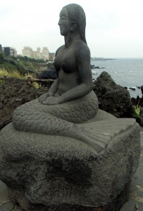 Jeju Mermaid
