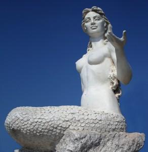 Mermaid at Club Hotel Letoonia