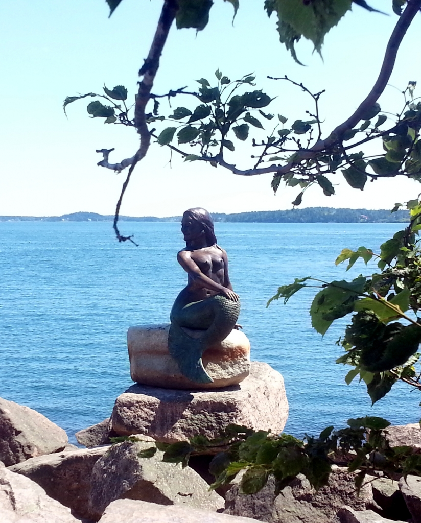 Eastport Mermaid Statue unveiled on August 1st - Mermaids of Earth