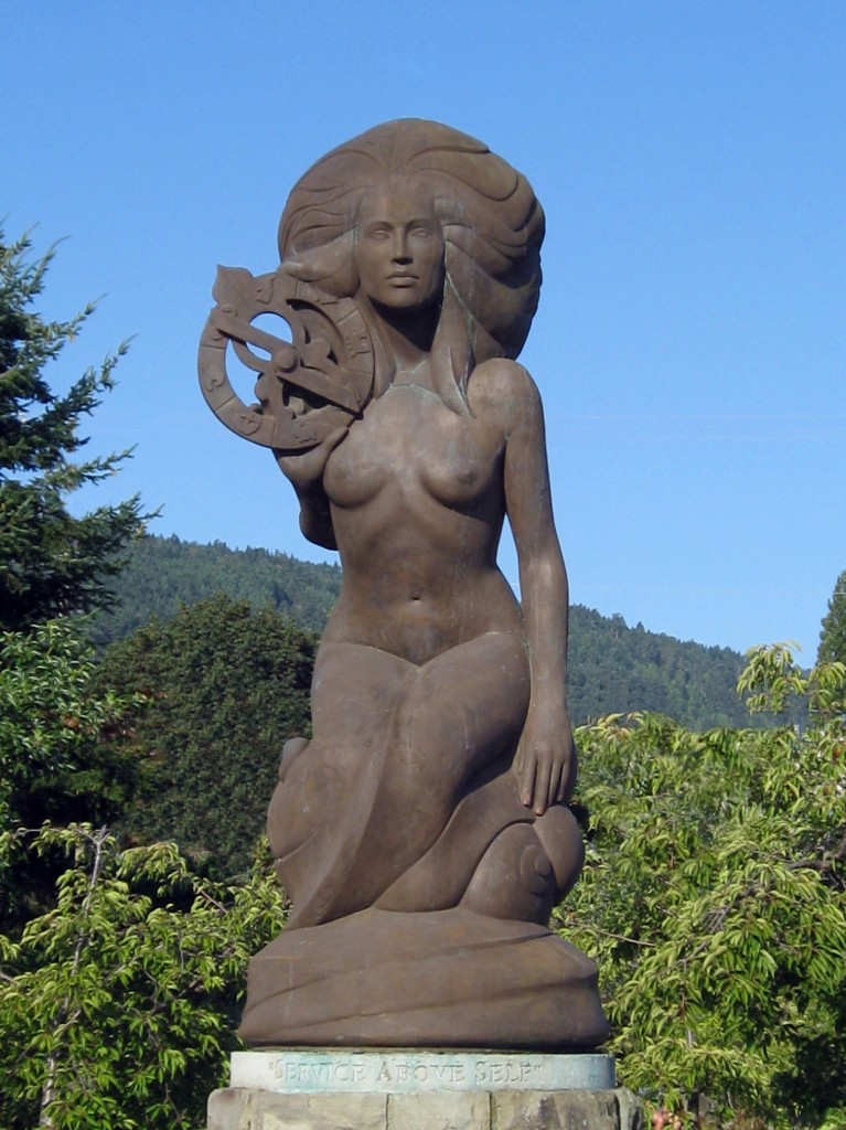 Nerissa, Mermaid of Ganges